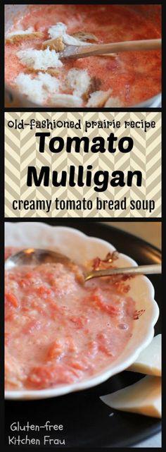 Tomato Mulligan – It's a Soup, It's a Stew, It's a Side Dish