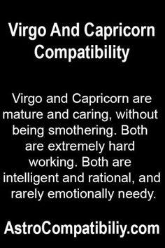 83 Best Virgo & Capricorn Love images in 2018   Astrology