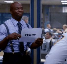 TERRY. CRUSHED. IT.