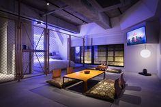Art-Centric BnA STUDIO Akihabara Hotel Features Five Livable Art Rooms - Design Milk