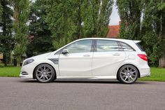 Mercedes-Benz B-Class W246 by #Carlsson #mbhess #mbtuning