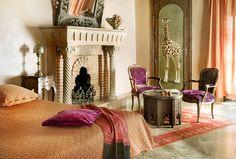 Hotel La Sultana. Marrakech.