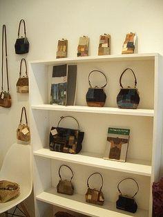 宮本佳緒里 展 「布に関するものがたり」 2008