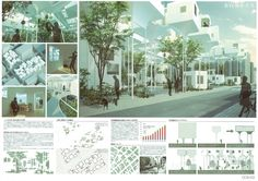 No.649 吉富遥樹(清華大学、中国) Shadow Architecture, Minecraft Architecture, Architecture Graphics, Architecture Board, Architecture Design, Interior Presentation, Presentation Board Design, Architecture Presentation Board, Architectural Presentation
