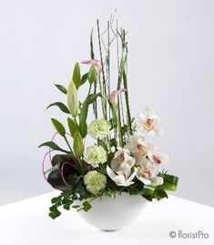 'Patience' Arrangement from Florist pro (I do not own this image)