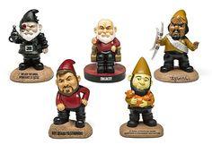 'Star Trek TNG' Garden Gnomes Make Everything Better