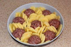Nevíte, co uvařit, a doma toho moc nemáte? Pak vyzkoušejte tento recept! Celou rodinu jsem nakrmila s pomocí 200 g mletého masa! -