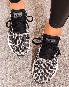 fashion jackson nordstrom anniversary sale adidas swift run leopard sneakers, athleisure, adidas sneakers, adidas sneakers on sale, womens adidas