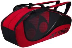 Yonex 8326 2013 Active badminton/tennis bag is the latest released bag by Yonex. It has two straps and the bag can be carried as backpack. The larger space help to put rackets, apparels, and shoes mor