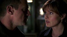 Detective Elliot Stabler & Detective Olivia Benson