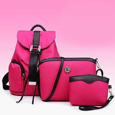 MATCHANT Women Genuine Leather Backpack Purse Casual School Bag Girls Satchel Shoulder Bag Color : Wine red