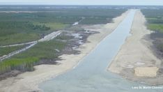 A number of First Nations have won an injunction to prevent the Manitoba government from continuing construction on an access road and other work related to a proposed flood outlet near their communities. Lake Winnipeg, The Province, In Law Suite, First Nations, Environment, Channel, Country Roads, Canada, Community