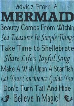 advice from a mermaid sign, mermaid beach signs, mermaid decor, advice mermaid sign, mermaids wall decor Mermaid Bathroom, Mermaid Room, Mermaid Beach, Mermaid Mermaid, Mermaid Nursery, Mermaid Lagoon, Mermaid Princess, Mermaid Sign, Mermaid Quotes