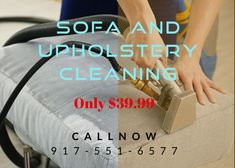 Hire the best sofa and upholstery cleaning company in the New York City on Organic Rug Cleaners. We provide professional, fast & affordable cleaning services. Call now for details