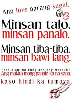 Tagalog Love Quotes For Mothers Day Mother Filipino Love Quotes Love Quotes Tagalog tagalogquoteshugotfunny Bisaya Quotes, Patama Quotes, Brainy Quotes, Love Song Quotes, Crush Quotes, Happy Quotes, Life Quotes, Motivational Quotes, Random Quotes