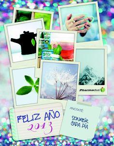 Infusiones Helps te desea un Feliz año nuevo 2012+1