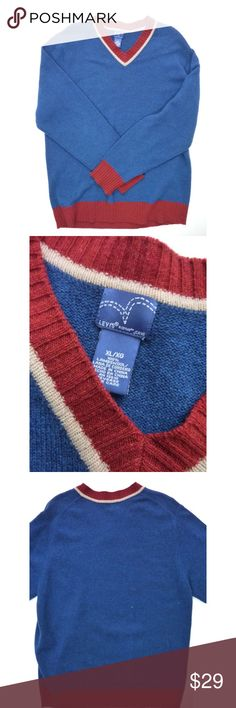 LEVI'S Levi'S Fair Isle Wool Sweater. #levis #cloth # | Levi'S Men ...