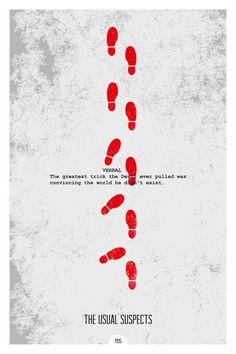 Minimal Movie Poster Prints
