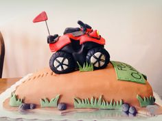 ATV #cake #byTatianaTessada