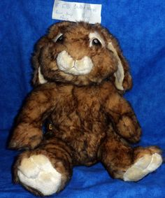"Build A Bear 16"" EB Stuffed Brown Bunny from 'HOP the MOVIE' 2011 BABW SE11 #BuildaBear #AllOccasion"