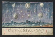 The Book of Miracles: 16th-century apocalyptic visions – in pictures