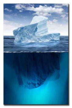 41030230 / Cuadro iceberg