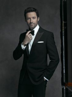 There's nothing better than a man in a suit; and I'm going to prove it during the whole of April. Day 3 - Hugh Jackman - Daily Fashion and Style Inspo - handsome male models - cool casual stylish stre Hugh Jackman, Hugh Michael Jackman, Gorgeous Men, Beautiful People, Hugh Wolverine, Films Marvel, Australian Actors, Elegantes Outfit, Actrices Hollywood