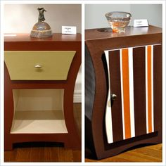 Cardboard Furniture, Diy Furniture, Cardboard Paper, Nightstand, Shelves, Nature, Home Decor, Night Stand, Cartonnage