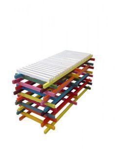 ezebee.com - Rainbow stool