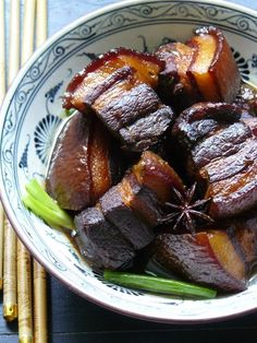 Chairman Mao's Red-Cooked Pork Belly Recipe (Hong Shao Rou)