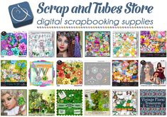 😍 Tons of New Scrapbook Products @ Scrap & Tubes Store 😍 http://mailchi.mp/7ec6d4151bff/05-march-505965