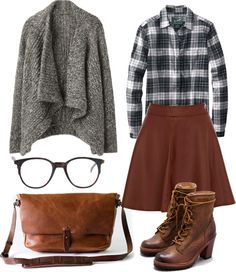 """girly casual"" by vilkoakis on Polyvore"