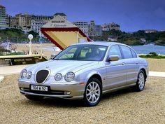 Jaguar S-Type (1999 - 2003).