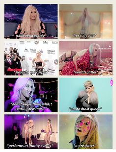 The one and only, Kesha Rose Sebert♥ #Kesha #Kesha_Sebert #Celebrities