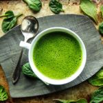 Bone Broth and Greens Soup