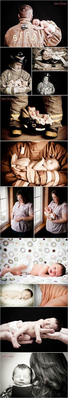 Firefighter baby. For marissa and Matt Ebert.