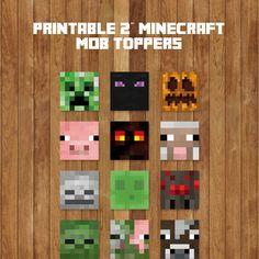 Printable Minecraft Maze Game Creeper Escape by BrightOwlCreatives ...