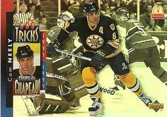 Cam Neely Hockey Cards