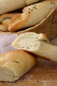 pain italien tunisien - khobz talian