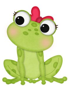 1000+ images about Frog on Pinterest | Clip art, Cartoon and Frog ...
