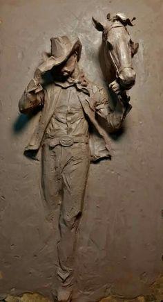 Le plus récent Aucun coût relief Sculpture Astuces Art Sculpture En Bois, Horse Sculpture, Sculpture Clay, Wall Sculptures, Clay Wall Art, Mural Wall Art, Clay Art, Wood Carving Art, Wood Art