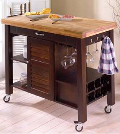 Marvelous Butcher Block