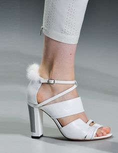 Fashion Week SS14: Shoes | ELLE UK ~ Jean-Pierre Braganza
