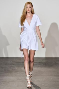 Nonoo Spring 2015 Ready-to-Wear - Collection - Gallery - Look 1 - Style.com