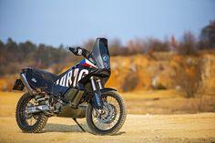 KTM 990 950 rallye