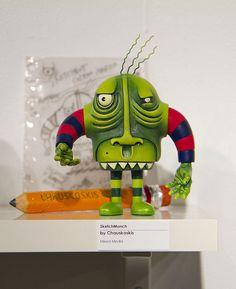 Sketchbot Custom Show - Chauskoskis