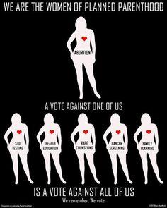We vote.