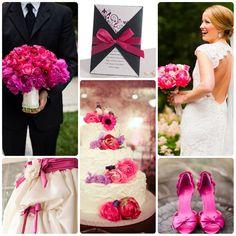 2013 Hot Ribbon Wedding Invitations #InvitesWeddings.com