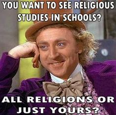just yours? #atheism