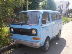 Fotos de vendo mitsubishi L 100 La Matanza Mitsubishi Colt, Mitsubishi Motors, Van House, Japanese Cars, Vans, Vehicles, Argentina, Dibujo, Autos
